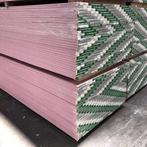 Taper Edge Fire Resistant Gypsum Board (12mm)